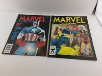 Marvel 1990-1991 The Year In Review