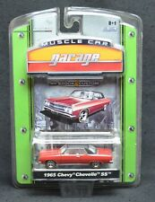 GREENLIGHT MUSCLE CAR GARAGE - 1965 CHEVY CHEVELLE SS (26)