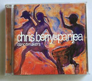 "CHRIS BERRY & PANJEA - CD - ""DANCEMAKERS"" - 12 TRACKS - 2005 - OZ INDIE"