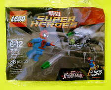 LEGO 30305 DC Super Heroes SPIDERMAN JUMPER OVP Polybag Neu 2015