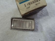 1968 Chevelle Camaro Buick GS Oldsmobile 442 NOS Front Side Marker Lamp # 916581