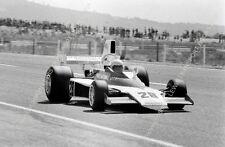 "Penske PC1 Mark Donohue francés GP 1975. 10x7"" Foto"