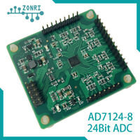 AD7124-8 24Bit Multi-channel ADC Data Acquisition Module