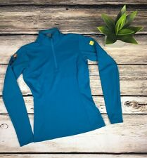 Arc'teryx Canadian Mountain Holiday Collaboration 1/4 Zip Women's Pullover Small