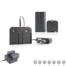 Battery for Sony NP-F550 NP-F330 NP-F570 NP-F750 NP-F960 F970 F770 /2X + Charger