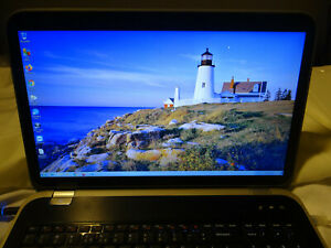 Dell Inspiron 7720 Laptop, 17 inch screen (1920 x 1080), 8GB Memory, Nvidia 650M