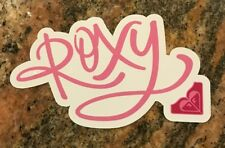 Roxy Surf Sticker - Surf Hawaii Surfer Girl Aloha Surfboard Longboard Kona Maui