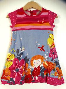 Catimini Designer Baby Girls Summer Bubble Dress Age 12-18 Months Size 1