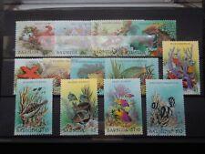 S36  STAMPS  BARBUDA FISH-MARINE Yvt  893-905  MNH
