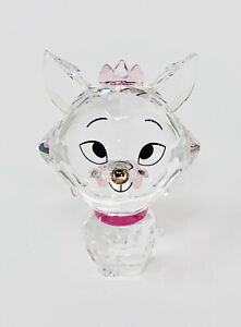 READ - Retired Swarovski 5004738 Disney Aristocats Marie Cutie Crystal Figurine