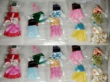 20  pcs  Set Dress Outfit Clothes for Barbie's Sister Little Kelly Doll