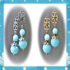 Alloy Stone Handcrafted Earrings