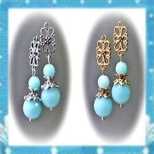 Alloy Drop/Dangle Stone Handcrafted Earrings