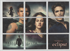 Twilight Saga Eclipse Series 2 Trading Cards Puzzle Set of 9 Cards C-1 to C-9