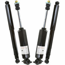 Shock Strut for 2001 Dodge Durango Only Fit 2WD/FWR/RWD-Front & Rear Pair