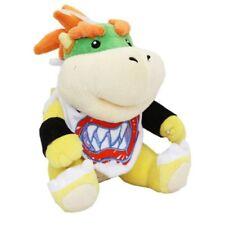 "7"" Bowser Jr. Soft Stuffed Plush Toy Doll"