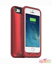 Mophie Juice Pack Air iPhone 5S, 5 & SE Battery Pack Case 120% Extra Red Special