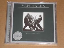 VAN HALEN - WOMEN AND CHILDREN FIRST - CD REMASTERED SIGILLATO (SEALED)