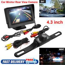 Night Vision CMOS Sensor Car Rear Backup Parking Camera Car Rear View Monitor