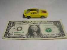 Yatming Vintage Yellow Mustang Pace Car #1028