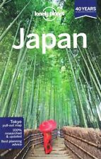 Lonely Planet Japan (Travel Guide),Lonely Planet, Chris Rowthorn, Andrew Bender