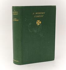 John Galsworthy 'A Modern Comedy'. William Heinmann, London, 1929. 1st Editon