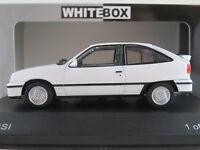 WhiteBox WB232 Opel Kadett E GSI 2.0 16V (1990) in weiß 1:43 NEU/OVP