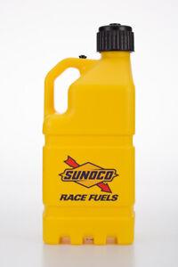 Sunoco Fuel Jug YELLOW