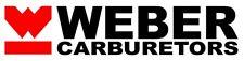 Weber Carburetor Conversion Kit Electric Choke fits Subaru 85-87 1.8L OHC EA82
