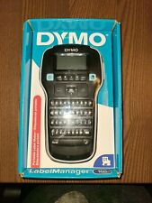 Dymo Label Manager 160 Electronic Hand Held Portable Label Maker