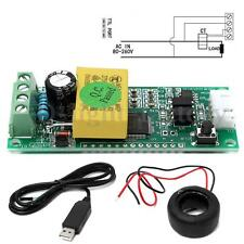 100A Electric monitor communication module power energy current meter CT coil AC
