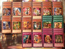 Yugioh Tournament Ready to Play Budget Amazoness Complete 40 Card Deck Village