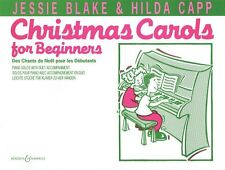 Christmas Carols for Beginners Sheet Music Piano Solos with Duet Accom 048008823