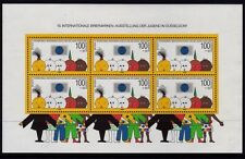 W Germany 1990 The 10th International Youth Stamp Exhibition (Cat £27) SG MS2321