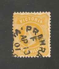 Australia Victoria #189 (SG #381) USED FVF - 1901 1sh Victoria SCV $65.00