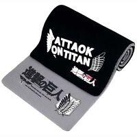 Shingeki no Kyojin Attack on Titan Anime Scarf Strick Schal Schals 160x23cm