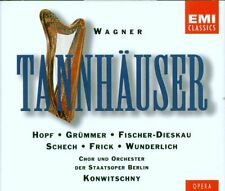 ██ OPER ║ Richard Wagner ║ TANNHÄUSER ║ Franz Konwitschny ║ 3CD