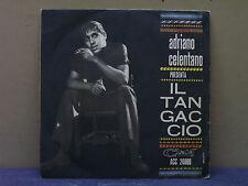 ADRIANO CELENTANO- 45 GIRI- IL TANGACCIO- GRAZIE,PREGO,SCUSI