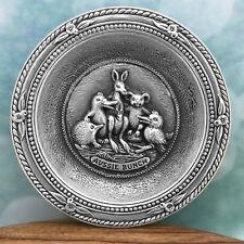 Aussie Bunch Souvenir Pewter Mini Plate Australiana Gift, Australian Made