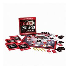 TDC GAMES DIRTY MINDS The Game of Naughty Clues