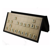 Japanese Chess Classical Shogi Game Set Traditional Board Travel Games しょうぎ 将棋
