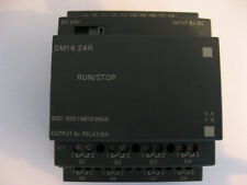Siemens Logo! DM16 24R 6ED1055-1NB10-0BA0 Controller Erweiterungsmodul DC 24V