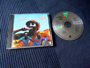 CD Toots & The Maytals Funky Kingston (1973)Sit Right Down Louie Chris Blackwell