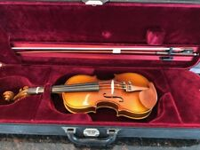 Duffy Academy Violin w/ Wittner Tailpiece Despiau Bridge Case