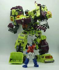 Transformers Devastator 6 In 1 Action Figure NBK GT New Cool Toy in Stock 40cm