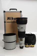 Nikon Nikkor AF-S 600mm f4 D II ED Lens 600/4 #360