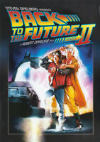 Back to the Future Part II (2) New DVD