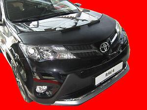 CAR HOOD BRA fit Toyota RAV4 RAV 4 2013-2018  NOSE FRONT END MASK TUNING