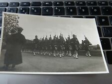 More details for 威海 wehai 1929 argyll and sutherland highlanders   postcard  china wei hai wei