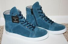 Kenneth Cole New York Blue Hi-Top Size 9 Microclimate Comfort System Shoes
